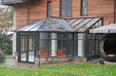 Пример зимнего сада 3